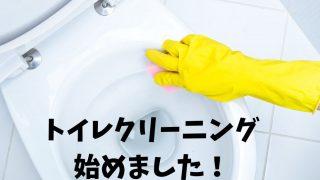 正しいトイレクリーニングで、あきらめていた黒ずみ汚れもキレイにとれる!